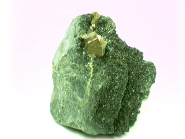 Large Topazolite